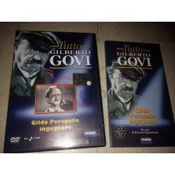 Gildo Paragallo Ingegnere    TUTTO Gilberto Govi Fabbri Editori DVD