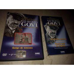 Colpi di Timone - versione teatrale    TUTTO Gilberto Govi Fabbri Editori DVD