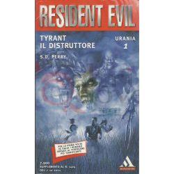 Resident Evil - Serie Completa 1-6  PERRY S. D. Supplemento A Urania Mondadori Fantasy