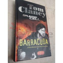 Barracuda  CLANCY Tom  Splinter Cell Super Pocket Thriller
