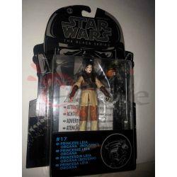 Principessa Leia Organa 10cm    Star Wars Hasbro Action Figure