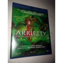 Arrietty - Il Mondo Segreto Sotto Il Pavimento     Lucky Red Blu-Ray