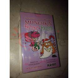 Munchkin - Fatine e Folletti     Raven Cardgame