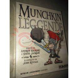 Munchkin Leggende 2 e 3 - Fauni e Arena     Raven Cardgame