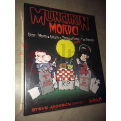 Munchkin Morde!     Raven Cardgame