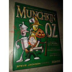 Munchkin OZ - Italiano     Raven Cardgame