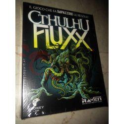 Cthulhu Fluxx - Edizione Italiana     Raven Cardgame