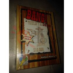 Bang! Quarta edizione    Bang! daVinci Editrice S.r.l. Cardgame