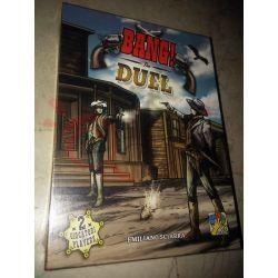 Bang! The duel    Bang! daVinci Editrice S.r.l. Cardgame