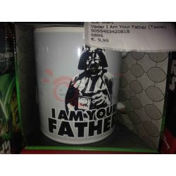 Darth Vader I Am Your Father (Tazza)    Star Wars Walt Disney Tazze