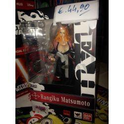 Bleach Zero Rangiku Matsumoto Figuarts    Bleach Bandai Action Figure