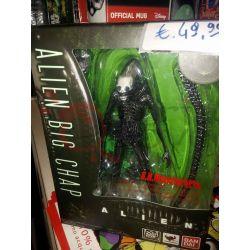 Monsterarts Alien Big Chap Af     Bandai Action Figure