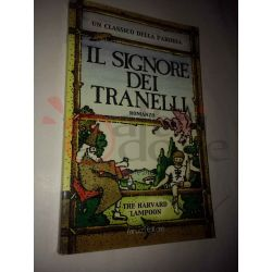 Il Signore dei Tranelli v.unico The Harvard Lampoon   Fanucci Commedia