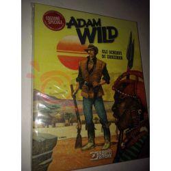 Adam Wild: gli schiavi di Zanzibar v. unico    Sergio Bonelli Editore Italiani
