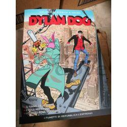 Dylan Dog 8   I Fumetti di Repubblica L'Espresso Italiani