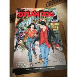 Dylan Dog 9   I Fumetti di Repubblica L'Espresso Italiani
