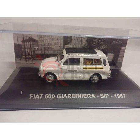 Fiat 500 Giardiniera Sip 1967 Veicoli Pubblicitari D Epoca Eaglemoss Vintage Altridove Srls