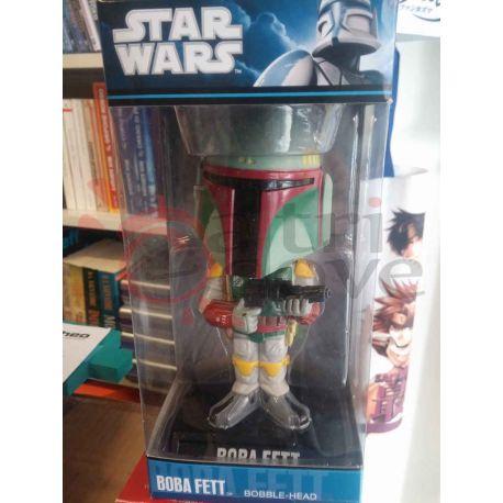 Boba Fett bobble head    Star Wars Wacky Wobbler Action Figure