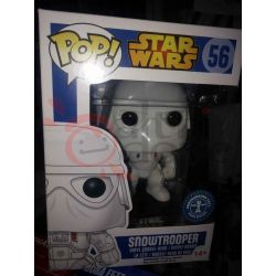 Snowtrooper POP! Bobble Head    Star Wars Funko Action Figure