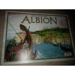 Albion  Klaus Jurgen Wrede   Amigo Boardgame