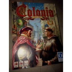 Colonia - 1322 AD     Queen Games Boardgame