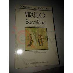 Bucoliche  VIRGILIO Publio Marone  100 pagine 1000 lire Newton Vintage