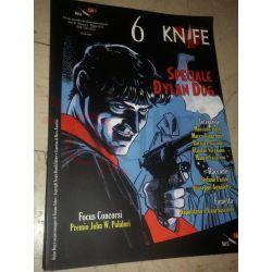 Knife 6    Nero Cafè Saggio