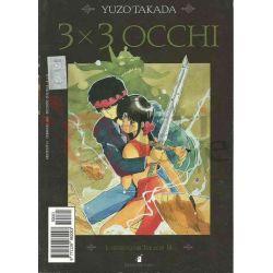 3x3 Occhi: Il Segreto Dei Triclopi 3 8 TAKADA Yuzo  Greatest 61 Star Comics Giapponesi