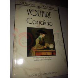 Candido  AROUET Francois-Marie  100 pagine 1000 lire Newton Vintage