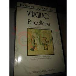 Bucoliche  MARONE Publio Virgilio  100 pagine 1000 lire Newton Vintage