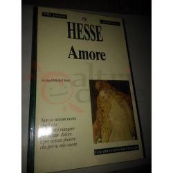 Amore  HESSE Hermann  100 pagine 1000 lire Newton Vintage