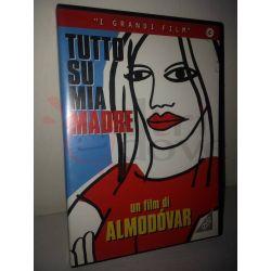 Tutto su mia madre  ALMODOVAR Pedro  I Grandi film Cecchi Gori DVD