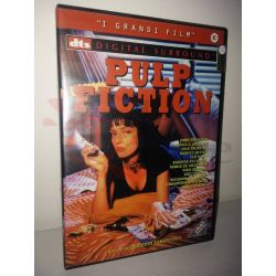 Pulp Fiction  TARANTINO Quentin   Cecchi Gori DVD