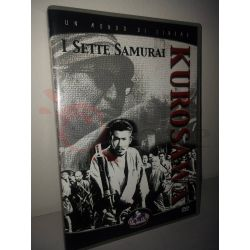 I Sette Samurai  KUROSAWA Akira  Un Mondo di Cinema Mondo Home Entertainment DVD