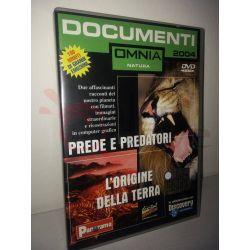 Prede e predatori - L'origine della Terra 2   Documenti Panorama DVD