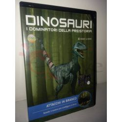 Attacchi in branco    Dinosauri I dominatori della preistoria Hobby & Work DVD