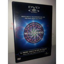 Chi Vuol Essere Milionario? Gioco per TV    Dvd game Universal Pictures DVD