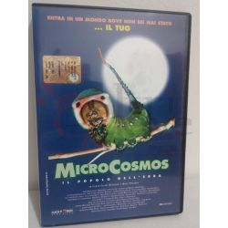MicroCosmos il popolo dell'erba     Lucky Red DVD