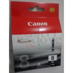 CANON PIXMA 8 BK Nero ORIGINALE     Cartuccia stampante Tech