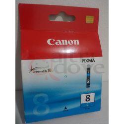 CANON PIXMA 8 C Ciano ORIGINALE     Cartuccia stampante Tech