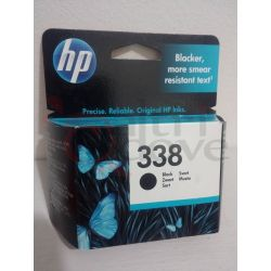 HP 338 black nero ORIGINALE     Cartuccia stampante Tech