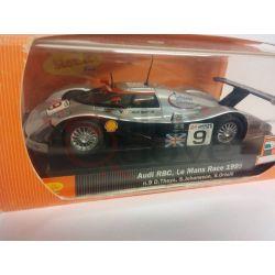 Audi R8C, Le Mans Race 1999 n.9 D.Theys, S. Johansson, S.Ortelli SICA01e    Slot.it Vintage