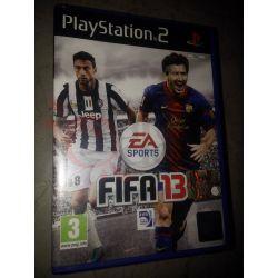 FIFA 13    PS2 Sony Playstation 2