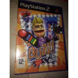 BUZZ! Pop quiz    PS2 Sony Playstation 2