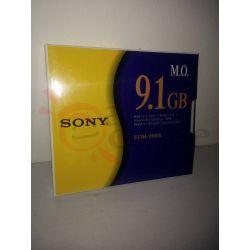 EDM-9100B Magneto-Optical Disk 9.1GB     Sony Tech