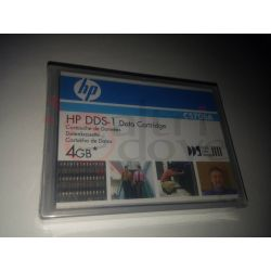 Data Cartridge DDS-1 C5706A 4GB     HP Tech