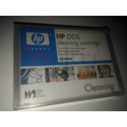 Cleaning cartridge C5709A     HP Tech