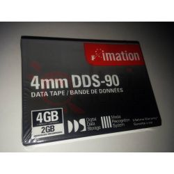 DDS-90 DATA TAPE 4GB     Imation Tech
