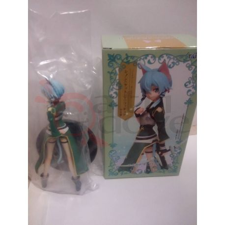 Sinon Cait. Sith.Figure    Sword Art Online II Taito Action Figure