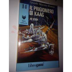 Il prigioniero di Kaag 14 DEVER Joe  lupo solitario Ed. E. Elle-Trieste Librogame